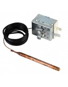 termostato de seguridad temp. desconexión 100°C 1 polos 16A sonda ø 6,5mm sonda L 90mm A09AL1C Arisco