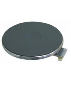 EGO placa de cocción ø 220mm 2600W 230V empalme 4 bornes de rosca...