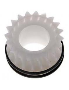 Engranaje laminadora de Pizza 19 Dientes Ø25mm