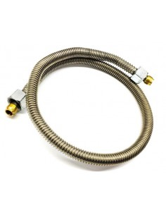 Tubo coarrugado  3/8x700mm  gas Ozti 9099.38700.AB