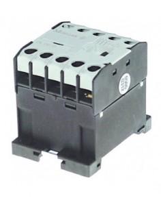 contactor de potencia AC1 20A 230VAC (AC3/400V) 9A/4kW Ozti...