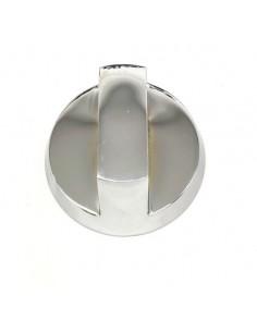 pomo grifo de gas Metálico Ozti 6260.00015.61C ø 58mm eje ø 6x4,8mm...