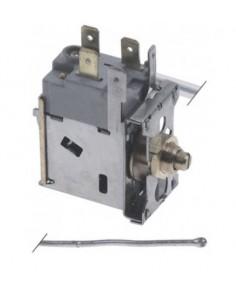termóstato sonda ø 2mm capilar 2000mm tipo para evaporador  WPF20.5B-L