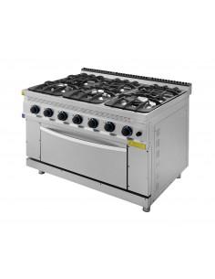 Cocinas Gas con Horno Serie 930 TURHAN
