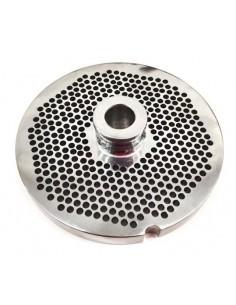 Placa de Picadora 32 agujero de 3mm con pivote