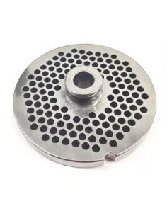 Placa de Picadora 32 agujero de 5mm con pivote