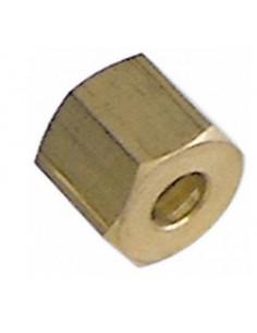 tuerca de racor rosca M11x1 tubo ø 6,5mm EC 13 L 11mm UE 1 pzs...