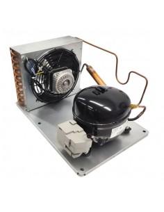 Unidad Condensadora 1/4HP con deshidratador RT EMT65HLR R134a 220V...