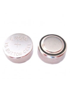 Micropila de botón alcalina...