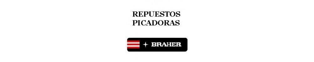 Repuestos Picadoras Braher