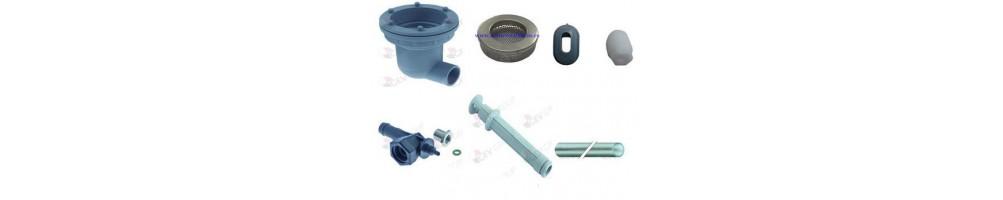 Filtros tubos Plasticos