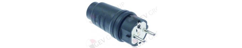 Clavijas Electricidad Cables